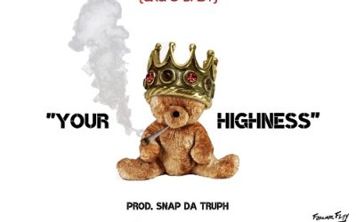 ALI DA G (aka G-BABY) - Your Highness artwork