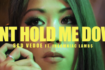 SGD Vedoe feat. Insomniac Lambs - Can't Hold Me Down