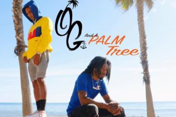 Tae Snap - OG And A Palm Tree Artwork