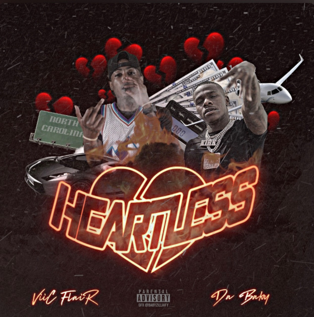 Vic Flair_ Heartless