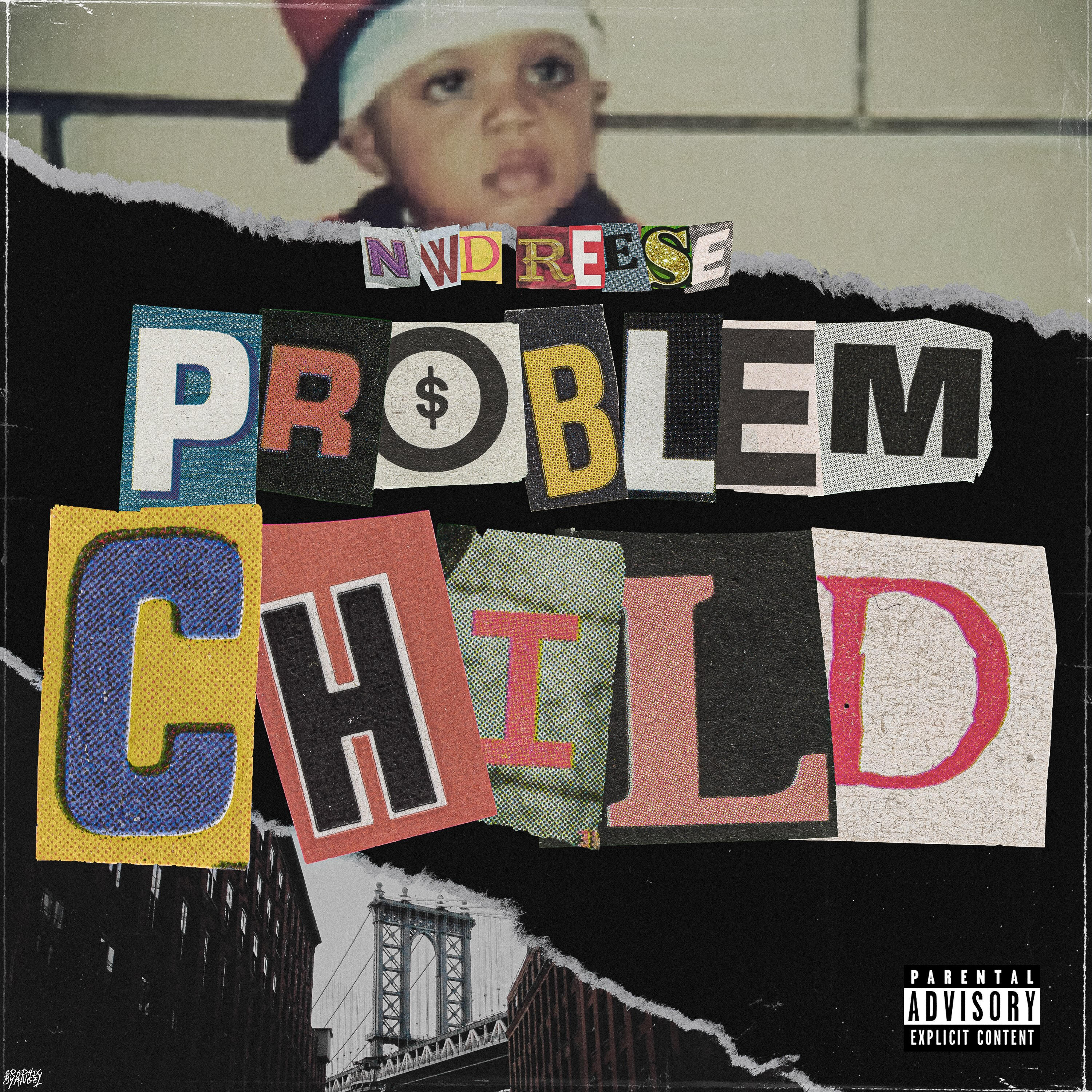 NWD Reese Problem Child Cover Art
