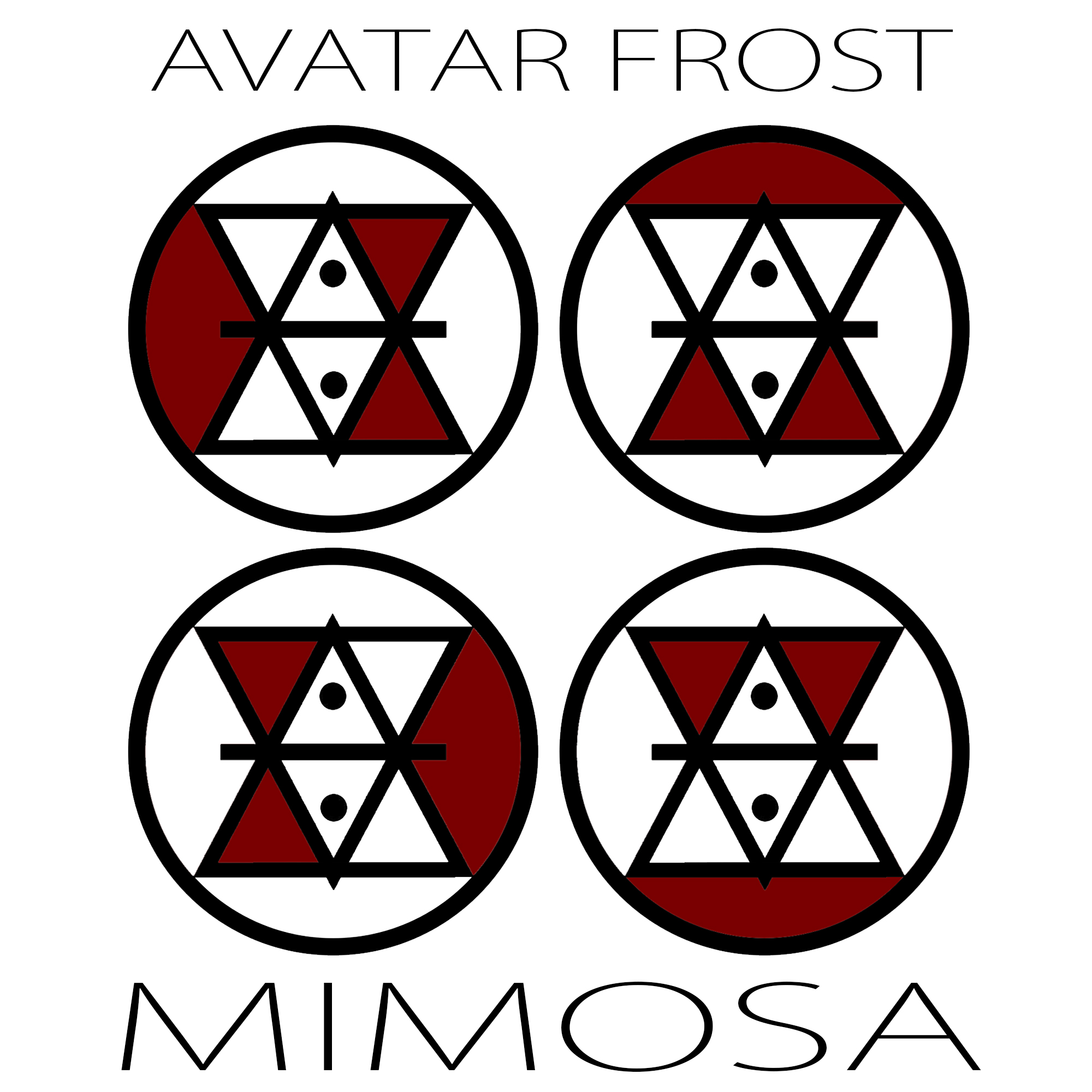 Avatar Frost Mimosa Cover Art