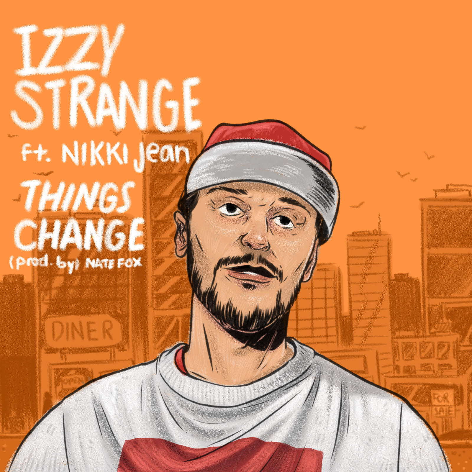 Izzy Strange Ft Nikki Jean - Things Changed (Prod. By Nate Fox)
