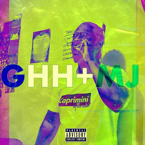 ghhmj ALBUM COVER