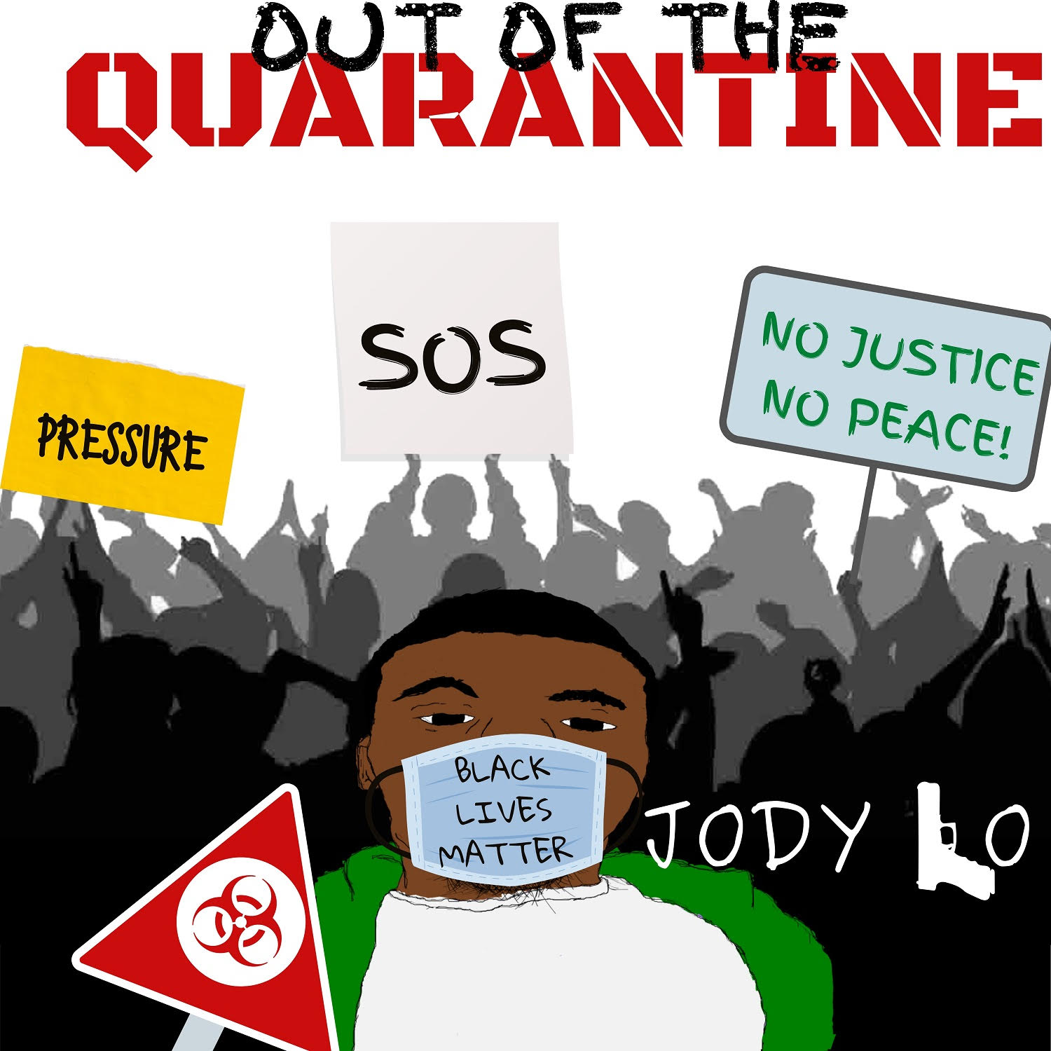 Jody Lo - Out of the Quarantine