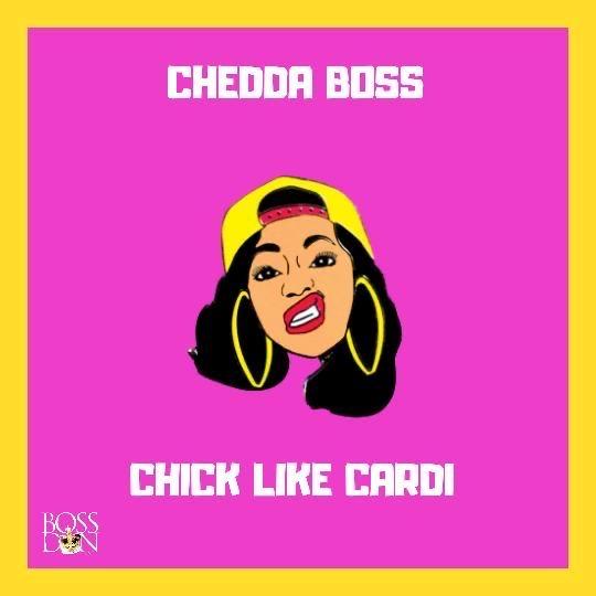 Chedda Boss Cardi