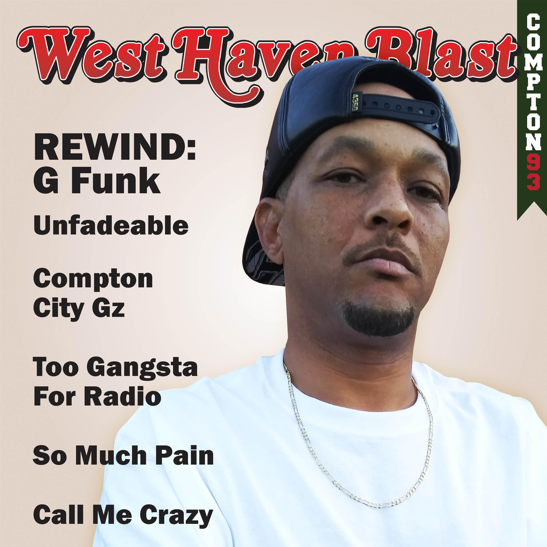 West Haven Rewind GFunk-cover