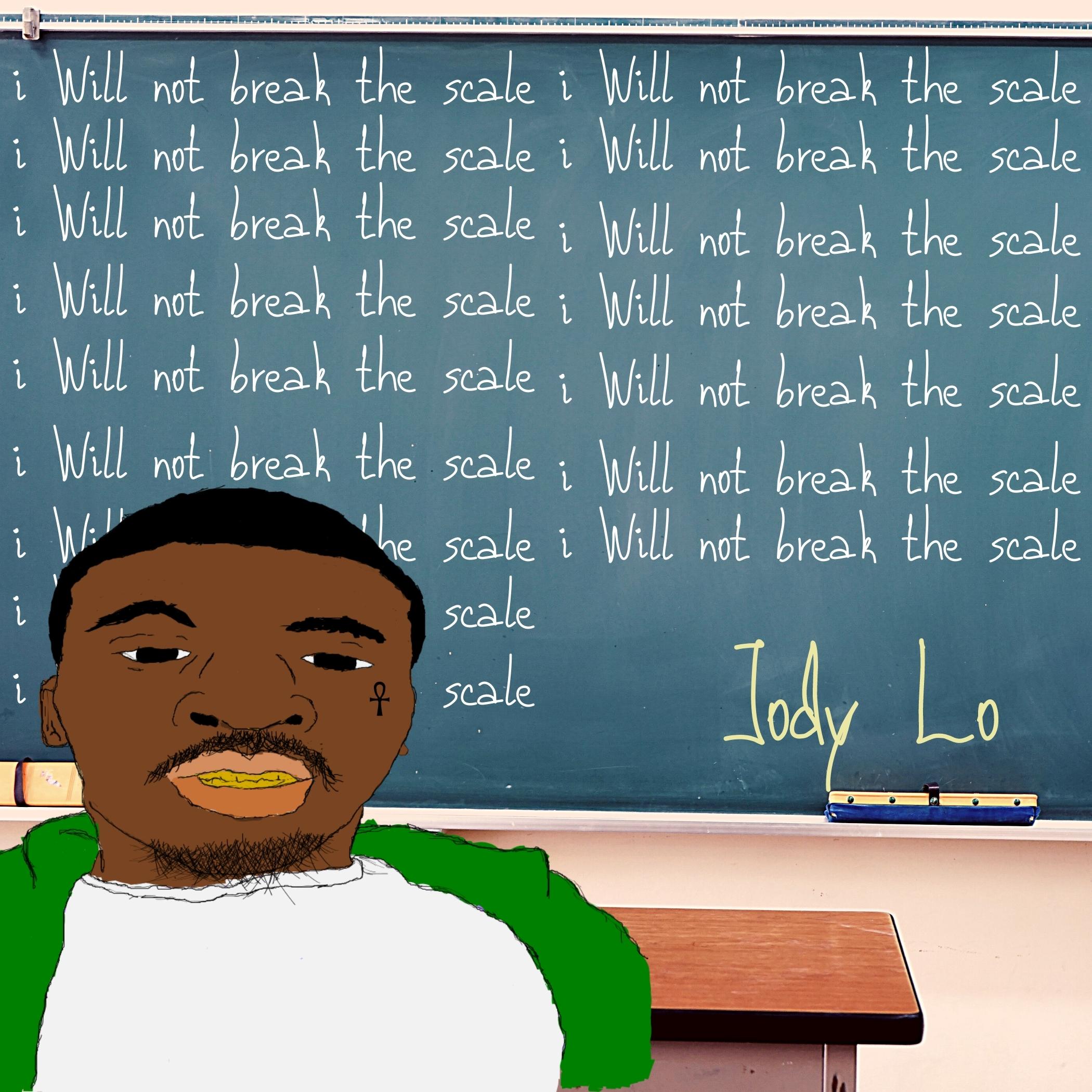 Jody Lo - I will not break the scale